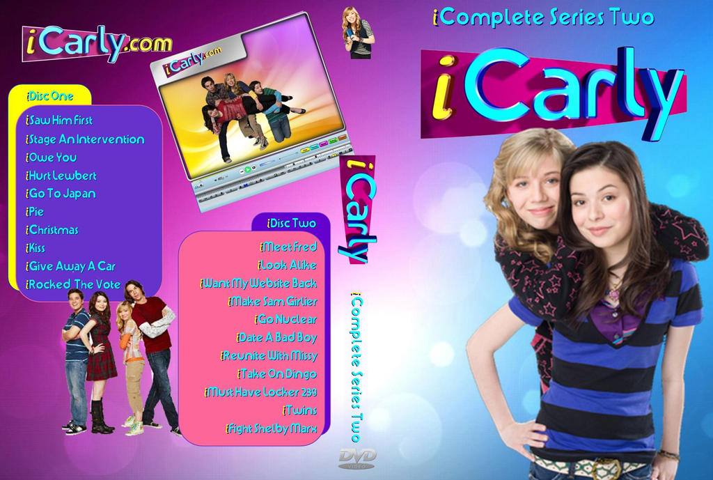 iCarly 2 by Lazy-Tardis on DeviantArt