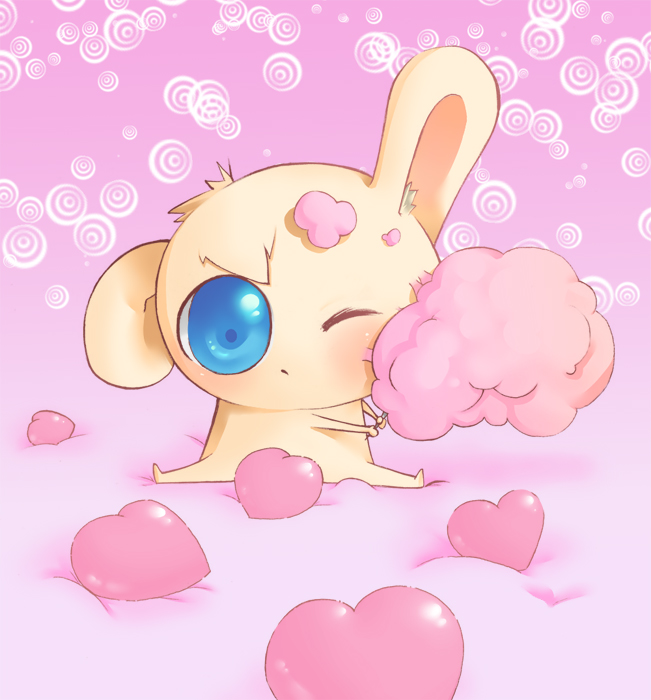 anime cotton candy
