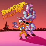 Bravestarr EXPLODES!