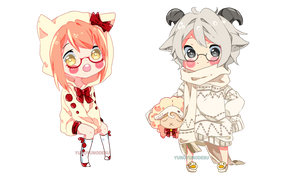 Chibi Commish Batch 2