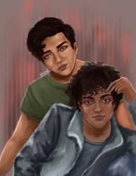 Noam and Dara