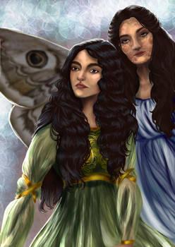 Soraya and Parvaneh