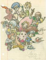 1st Digidestined by hikari-chan1