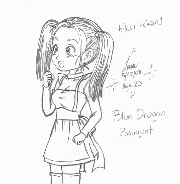 Happy Bouquet by hikari-chan1