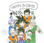 Z Happy B-day