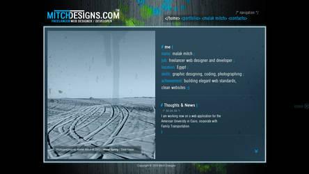 Mitch Website by mitch2004