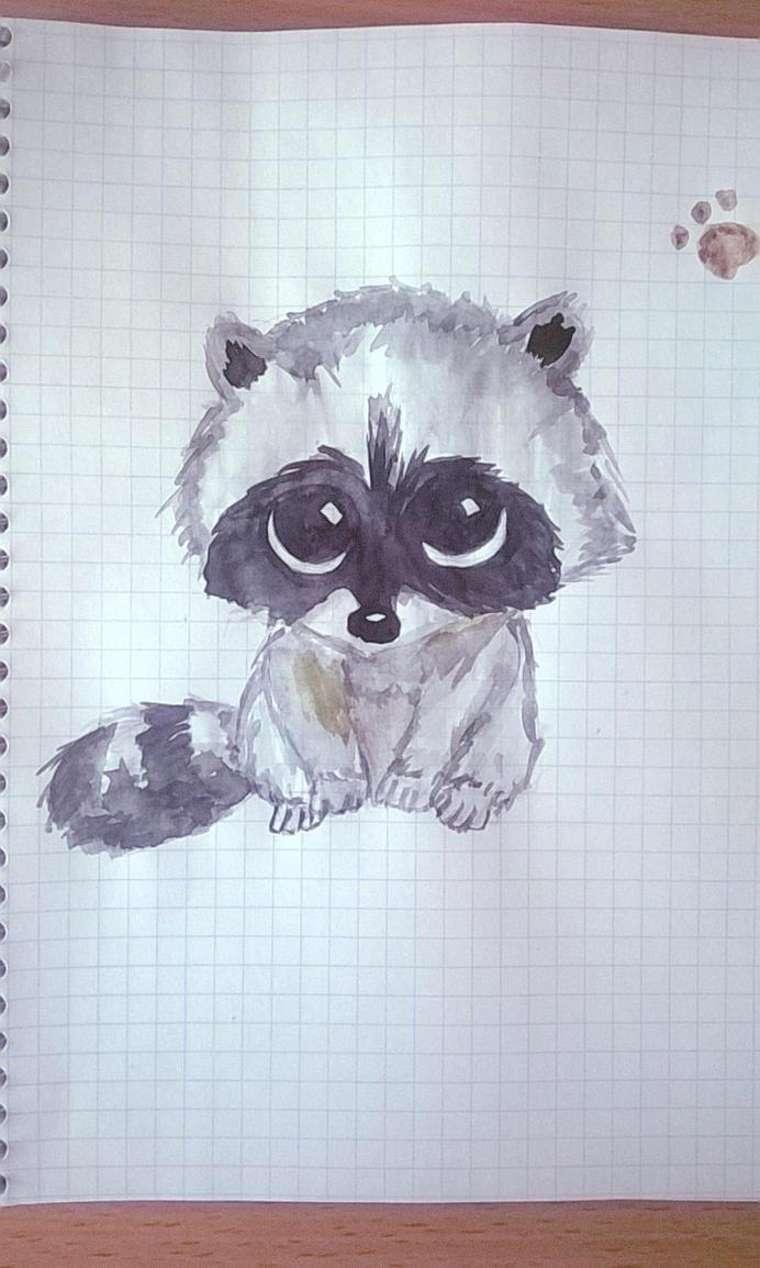 Raccoon by jjjDDDD2