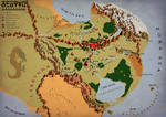 Map of Hyrule - almost done
