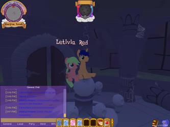 LoE Flik in HQ wit Letivia by Lakword