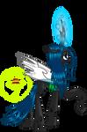 Luna Clearwing Vector