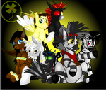 OC Group Picture!