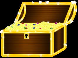 Tresure chest Vector