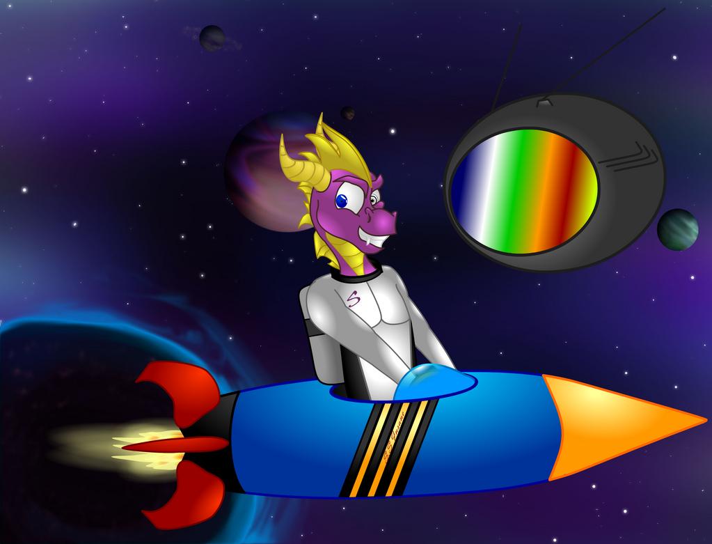 Insane Spyro Youtube Thingy by Lakword