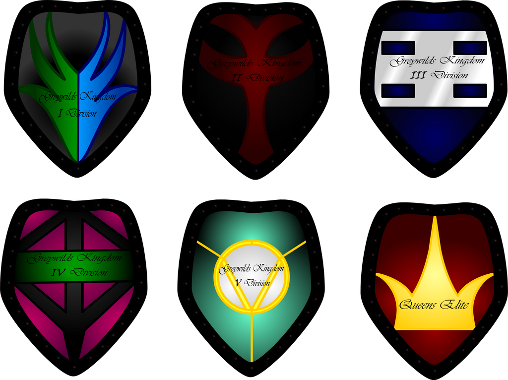 Divisions Emblems by Lakword