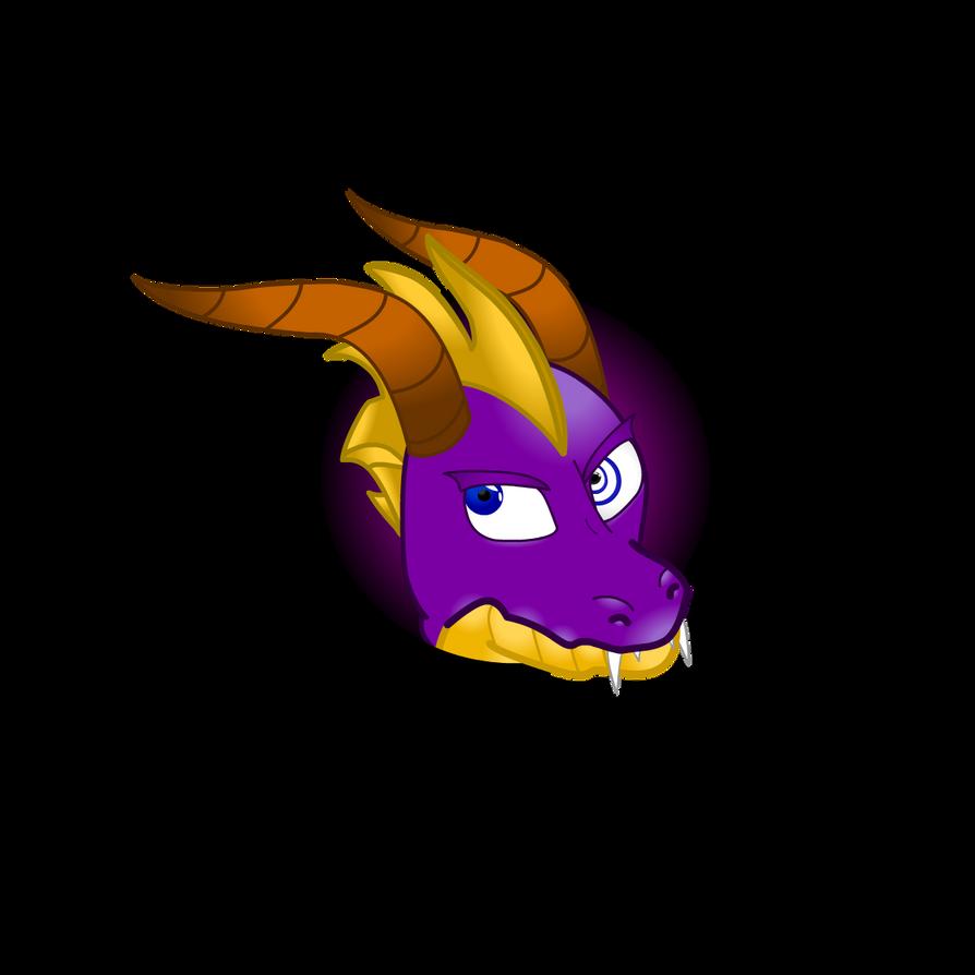 Insane Spyro Icon by Lakword