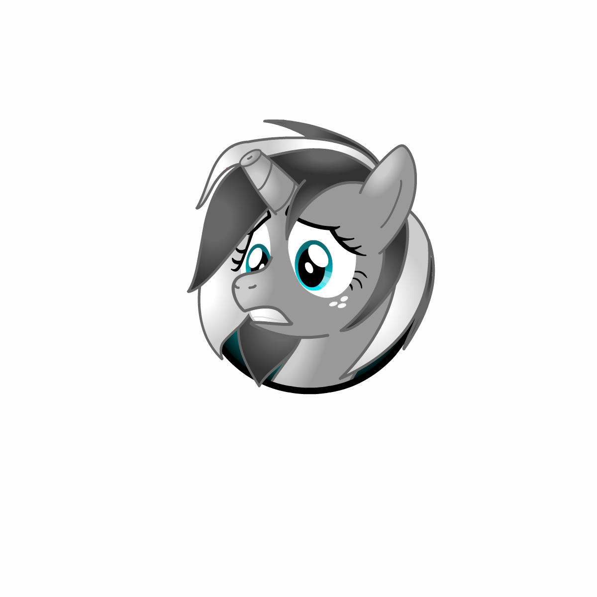 Scared Doctrie Icon by Lakword