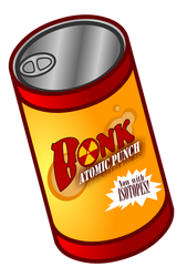 Bonk Can Icon by Lakword