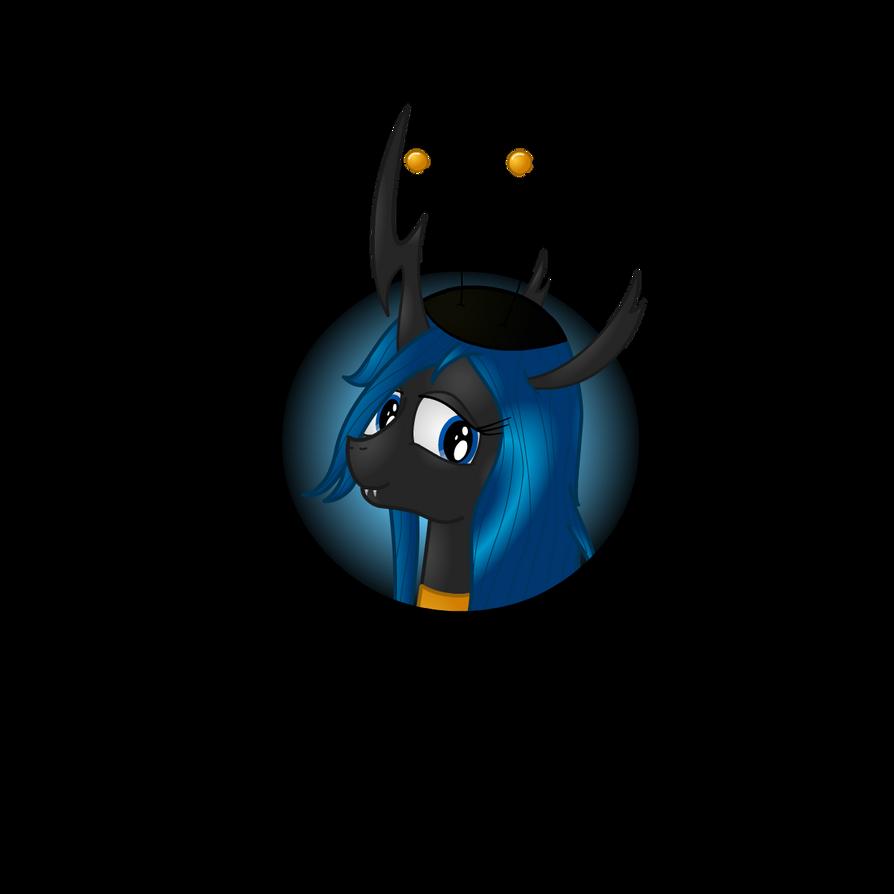 Luna Clearwing Icon by Lakword