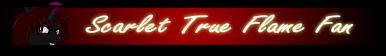 Scarlet Fan Button by Lakword