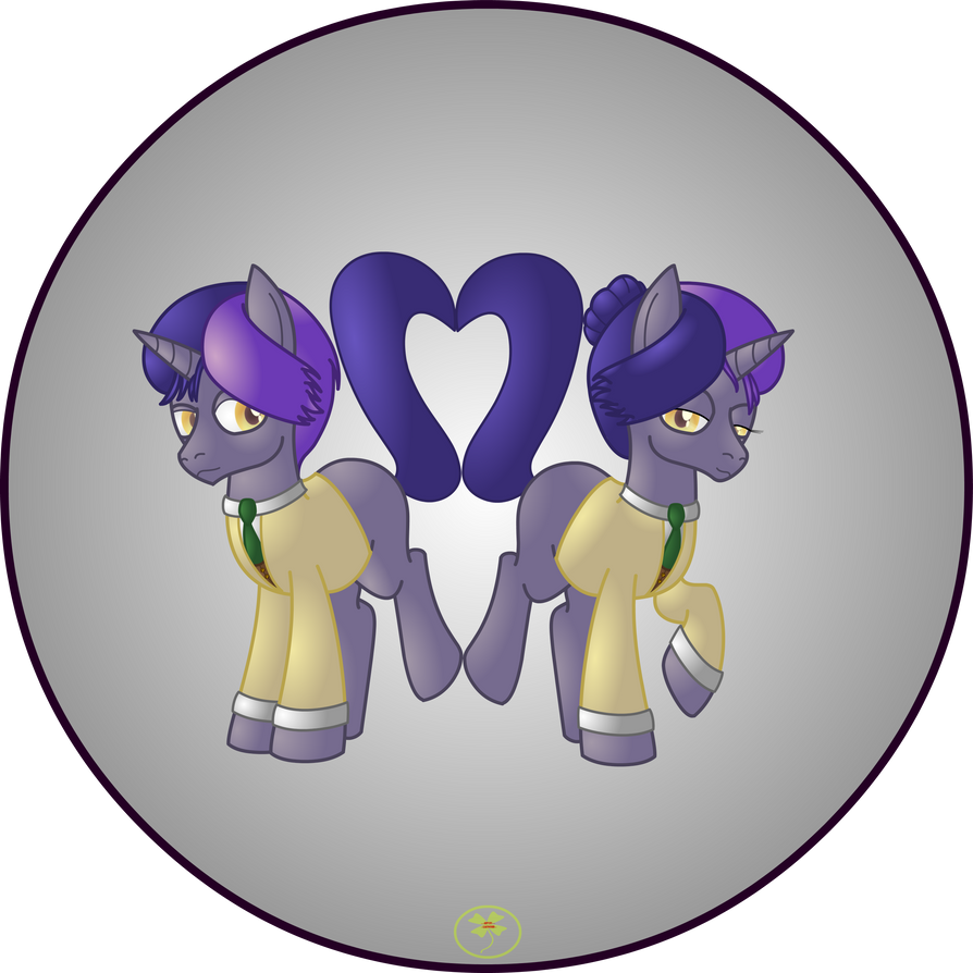 Commision Twins by Lakword