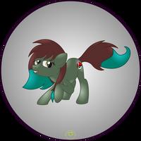 Zoruaofepic Ponysona OC