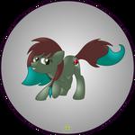 Zoruaofepic Ponysona OC by Lakword