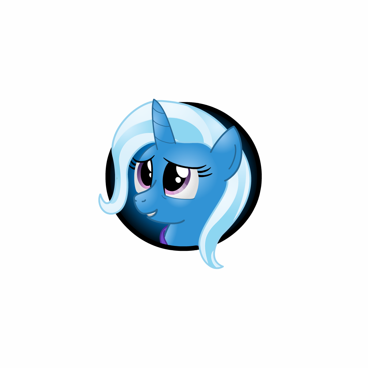 Trixie Icon by Lakword