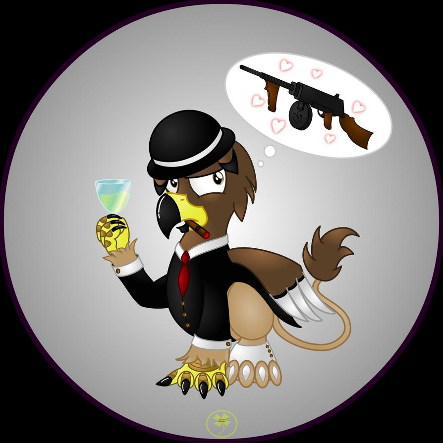 German as gangster by Lakword