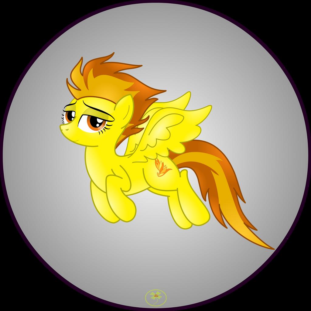 Spitfire by Lakword
