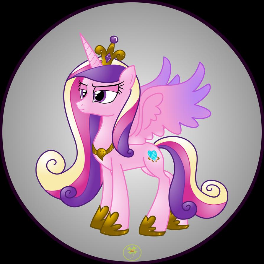Princess Cadance by Lakword
