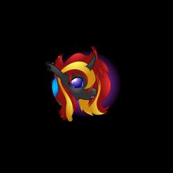 Changeling Techu Icon by Lakword