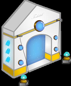 Portal to Torkatok Jungle
