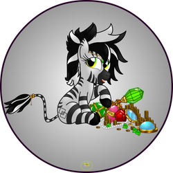 Zahara the Zebra