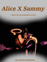 Alice X Sammy Front Comic Cover by Clawort-Animations