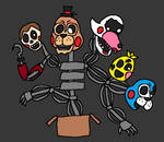 Havoc Bonnie (Dormitabis OC) by Clawort-Animations on DeviantArt