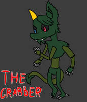 The Grabber (123 SMS Fanchild) by Clawort-Animations