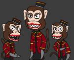 Monkey Business (Dark Deception)