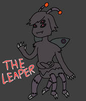 The Leaper (123 SMS 2 Fanchild) by Clawort-Animations