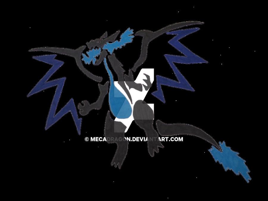 Mega Dracaufeu X By Mecadragon On Deviantart