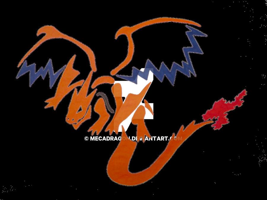 Mega dracaufeu y by mecadragon on deviantart - Dessin pokemon dracaufeu ...