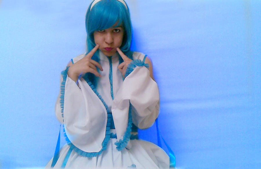 LARBILLA COSPLAYº~ The_Girl_in_Blue_by_LarbillaCosplay