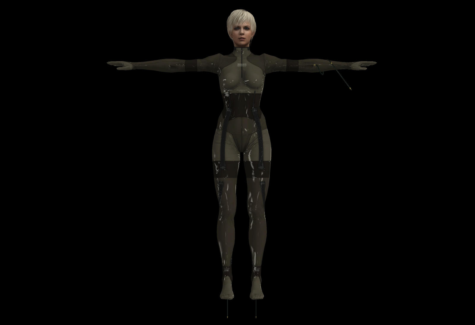 Metal Gear Solid 4 3d Models Fnaf - staffpt