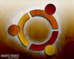 Ubuntu Grunge by undeathspawn