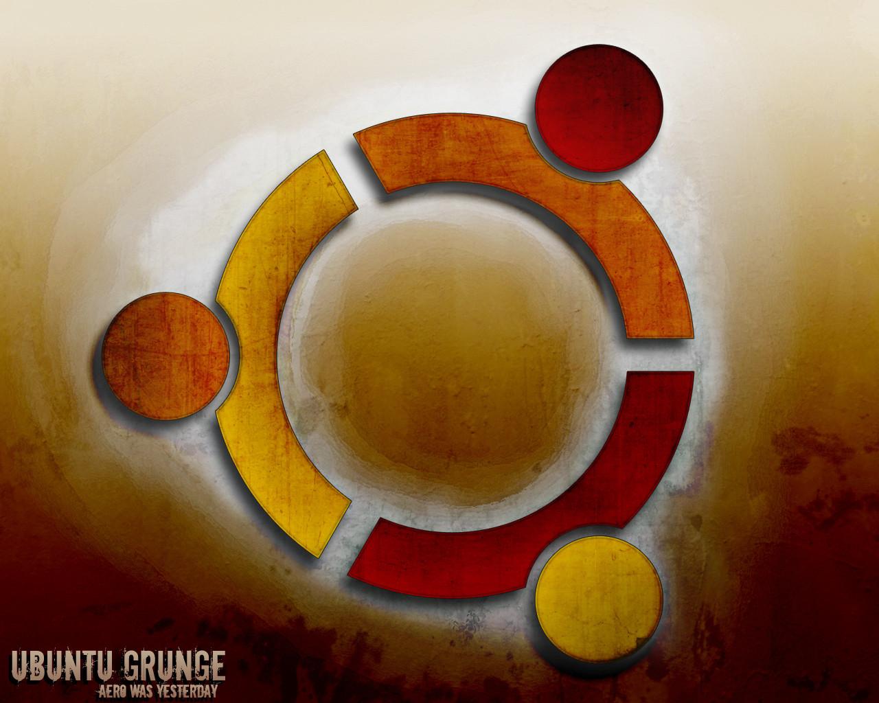 Ubuntu Grunge
