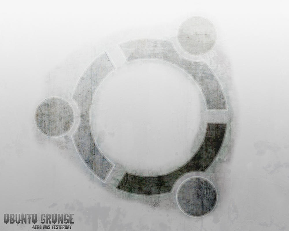 Ubuntu Grunge 2 by undeathspawn