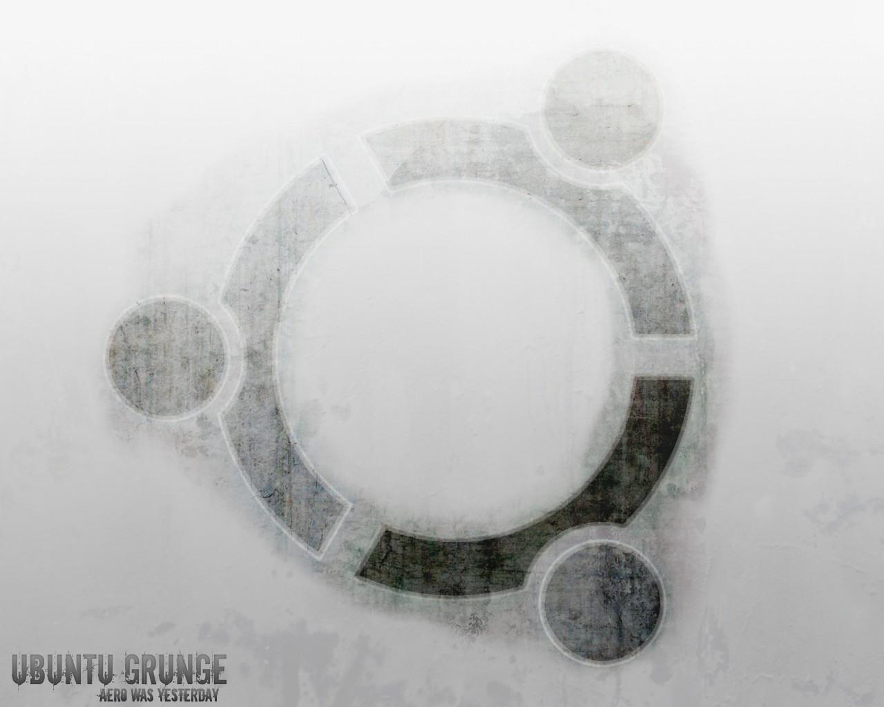 Ubuntu Grunge 2 by undeathspawn