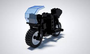 Lego GTX82 Black