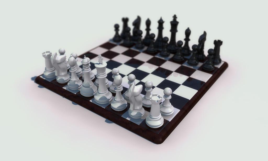 3d Chess Board By Undeathspawn On Deviantart