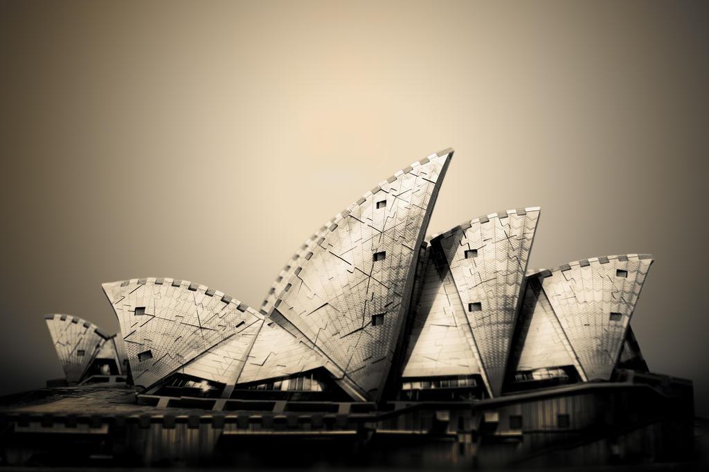 Sydney Opera House Puzzle by undeathspawn