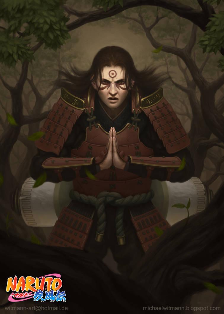 Hashirama Senju by 2tall4yall
